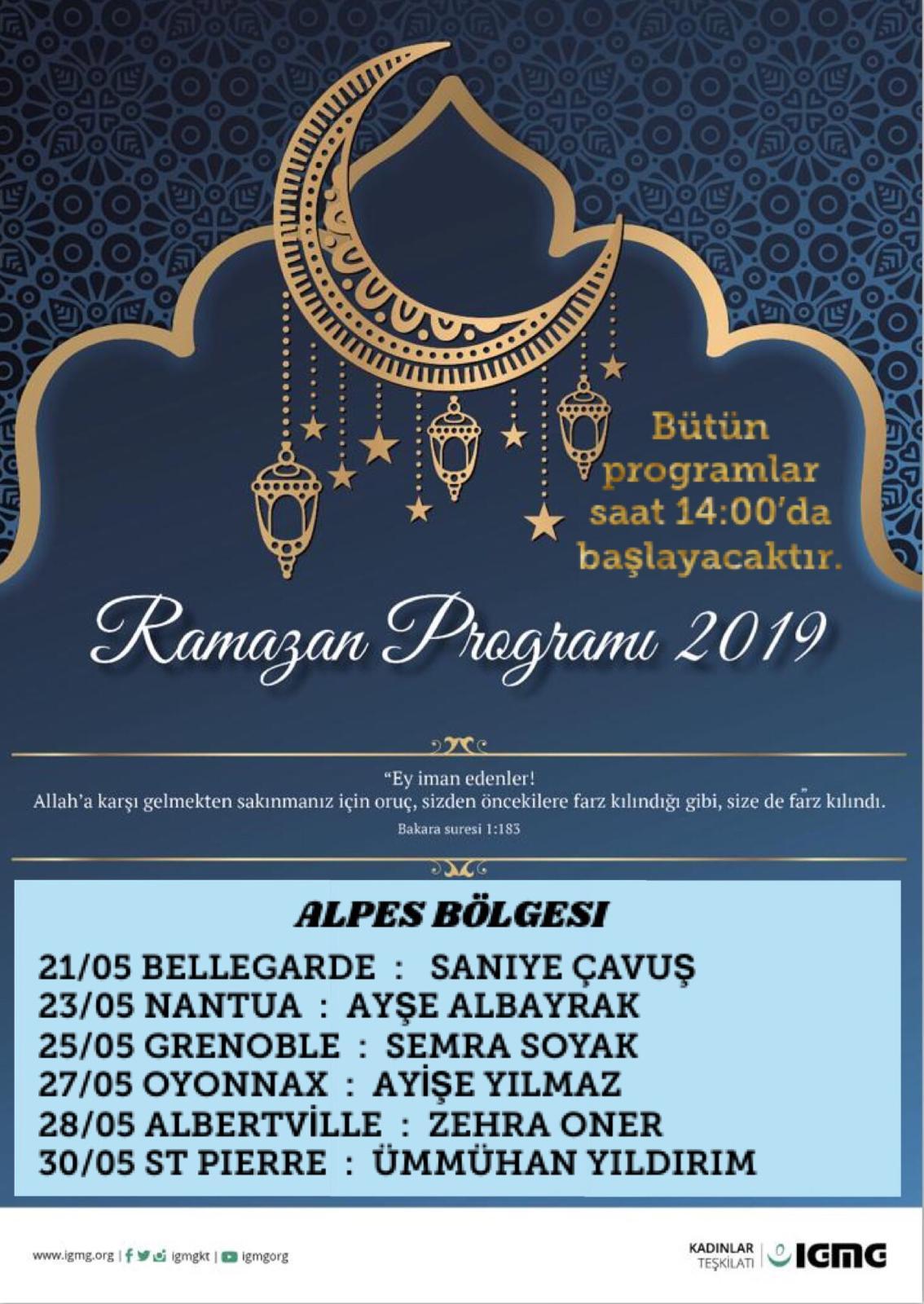 KT Ramazan 1