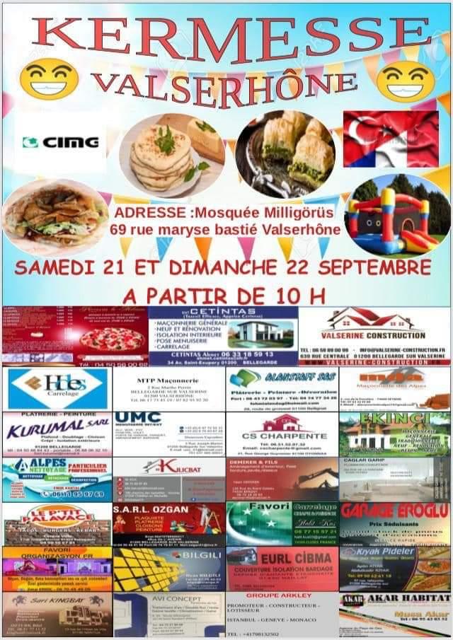 Bellegarde kermes