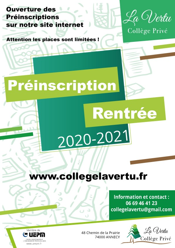 College Annecy
